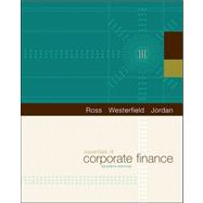 Essentials of Corporate Finance,9780073382463