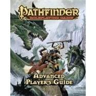 Pathfinder Advanced Player's Guide, 9781601252463  