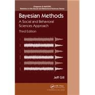 Bayesian Methods: A Social and Behavioral Sciences Approach, Third Edition,9781439862483