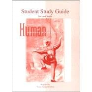 Student Study Guide to accompany Hole's Human Anatomy and Physiology,9780070272484