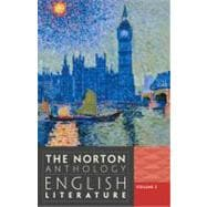 Norton Anthology of English Literature,9780393912487