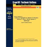Outlines & Highlights for Western Civilization: Volume C: Since 1789,9781428892491