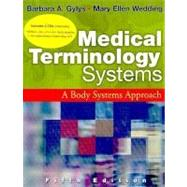 Medical Terminology Systems: A Body Systems Approach,9780803612495