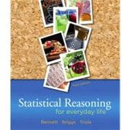 Statistical Reasoning for Everyday Life (with SPSS from A to Z : A Brief Step-by-Step Manual),9780205632503