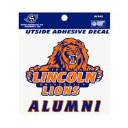 LU Decal - Lincoln University Alumni