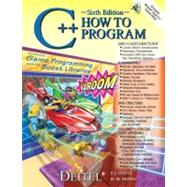 C++ How to Program,9780136152507