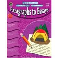 Building Writing Skills: Paragraphs to Essays, 9781420632514  