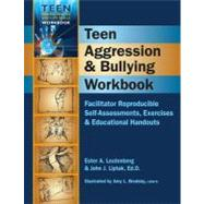 Teen Aggression & Bullying Workbook, 9781570252525