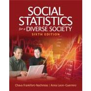Social Statistics for a Diverse Society, 9781412992534  