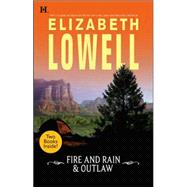 Fire And Rain & Outlaw; Fire And Rain\Outlaw, 9780373772537