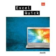 Excel Quick,9781111822538