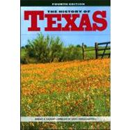 History of Texas, 4th Edition,9780882952550