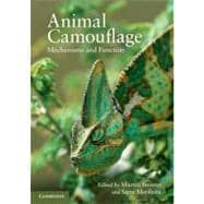 Animal Camouflage : Mechanisms and Function, 9780521152570