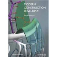 Modern Construction Envelopes (Modern Construction Series),9783709102572