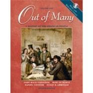 Out of Many: A History of the American People, Volume 1, Media and Research Update