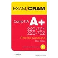 CompTIA A+ 220-701 and 220-702 Practice Questions Exam Cram,9780789742575