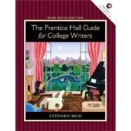 The Prentice Hall Guide for College Writers, Brief