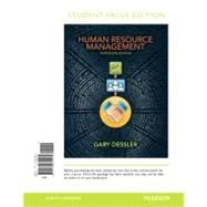 Human Resource Management, Student Value Edition
