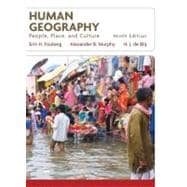 Human Geography: People, Place, and Culture, 9th  Edition,978047