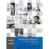 Artificial Intelligence : A Modern Approach, 9780136042594  
