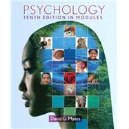 Psychology : In Modules,9781464102615