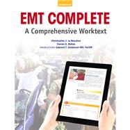 EMT Complete A Comprehensive Worktext Plus NEW MyBradyLab with Pearson eText--Access Card Package