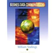 Business Data Communications,9780130882639