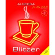 Algebra for College Students,9780131492646