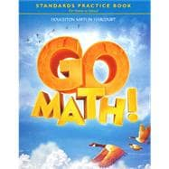 Go Math Fourth Grade Practice Book,9780547392646
