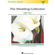 The Wedding Collection: High Voice, 9781423412649