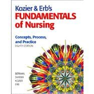 KOZIER& ERBS FUNDMTLS NURSG&CLINCL HDBK PKG, 8/e,9780136152651