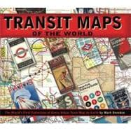 Transit Maps of the World,9780143112655