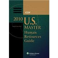 U.s. Master Human Resources Guide: 2010, 9780808022664  