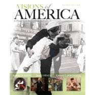 Visions of America A History of the United States, Combined Volume,9780205092666