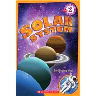 Scholastic Reader Level 2: Solar System, 9780545382670