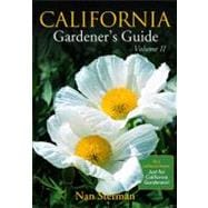 California Gardener's Guide, 9781591862673