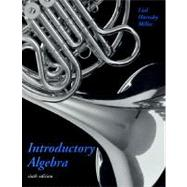 Introductory Algebra: Student Edition,9780321012678