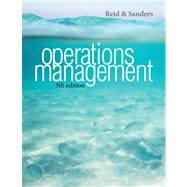 Operations Management: An Integrated Approach,9781118122679