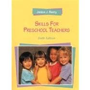 Skills for Preschool Teachers,9780130962683