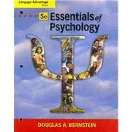 Cengage Advantage Books: Essentials of Psychology