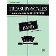 Treasury of Scales for Band and Orchestra 1st B-Flat Cornet