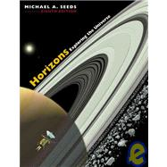 Horizons: Exploring the Universe (Book with CD- ROM)