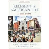 Religion in American Life : A Short History,9780199832699