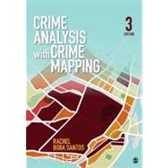 Crime Analysis With Crime Mapping,9781452202716