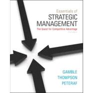 Loose-Leaf Essentials of Strategic Management,9780077492717