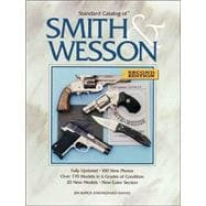Standard Catalog of Smith and Wesson,9780873492720