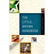 Little, Brown Handbook, the (with MyCompLab NEW with E-Book Student Access Code Card)