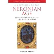 A Companion to the Neronian Age,9781444332728