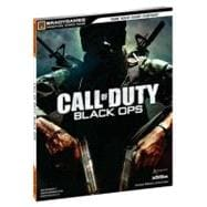 Call of Duty: Black Ops Signature Series,9780744012729