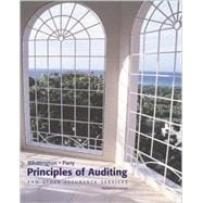 Principles of Auditing and Other Assurance Services,9780072822731